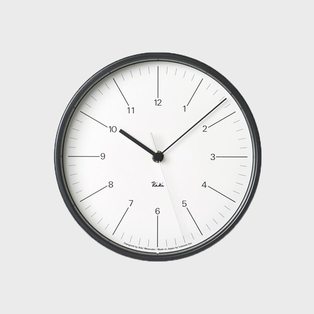 【気質アップ】 【3/31迄|3%offクーポン】RIKI STEEL CLOCK CLOCK WH)/ ホワイト(WR17-10/ WH), メガネ工場:0cc85782 --- canoncity.azurewebsites.net