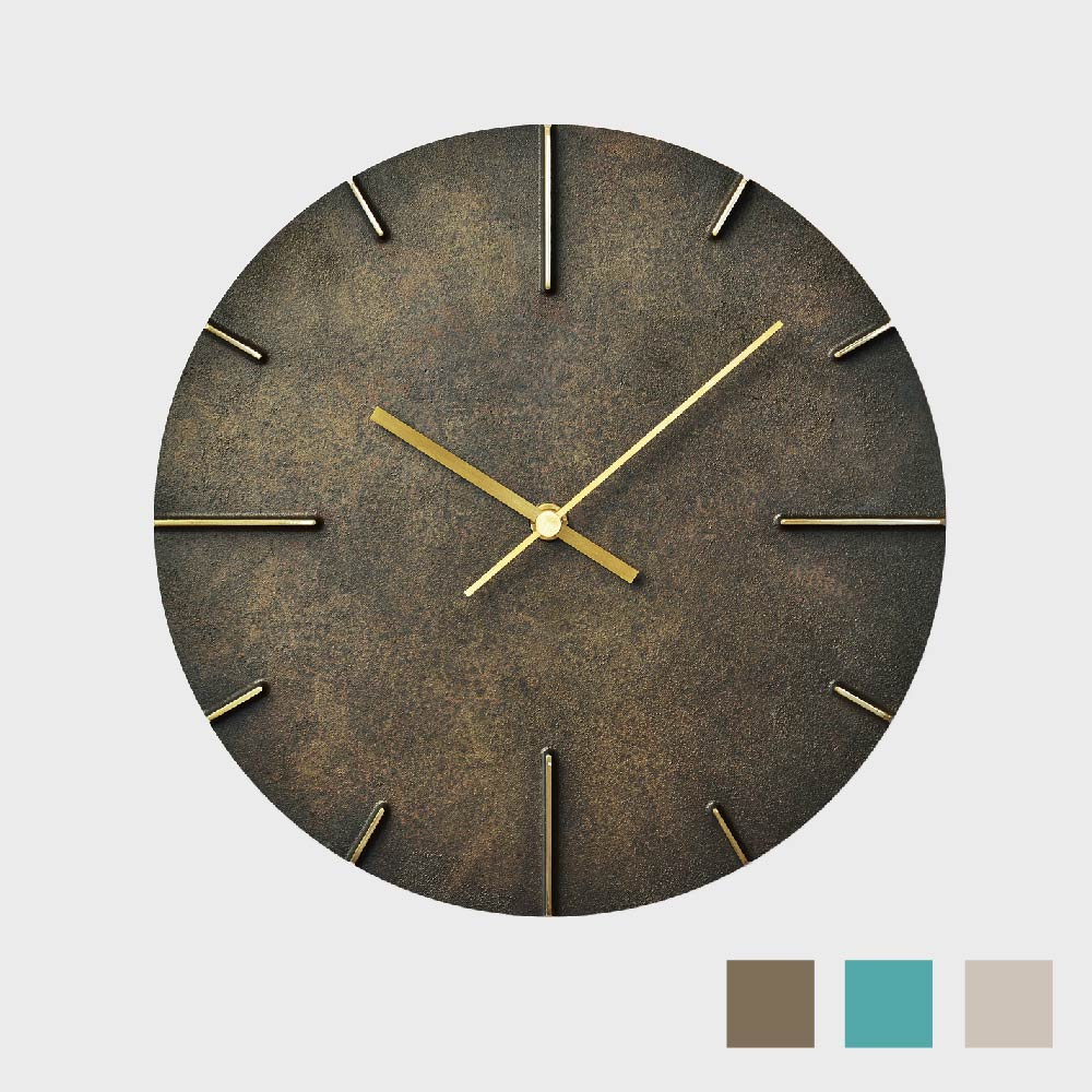 Lemnos レムノス 掛時計 Quaint