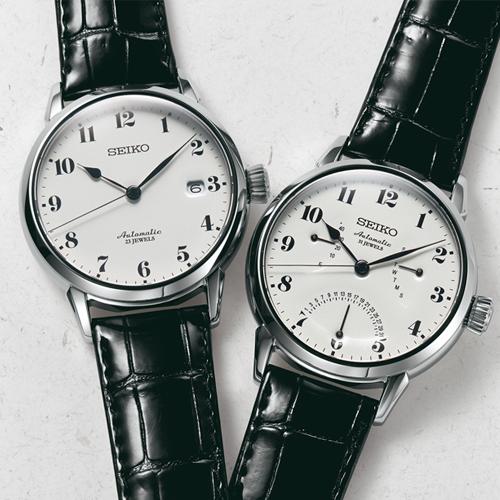【100円クーポン】渡辺力 腕時計 PRESTIGE LINE 琺瑯ダイヤル SARD007