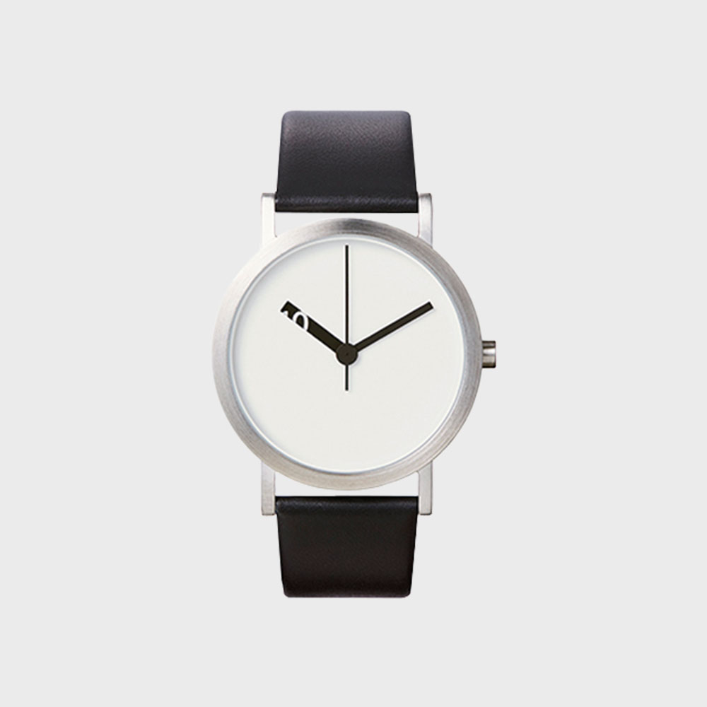 Ross McBride/腕時計 ウォッチ|normal TIMEPIECES Extra Normal WatchExtra Normal White dial (小)