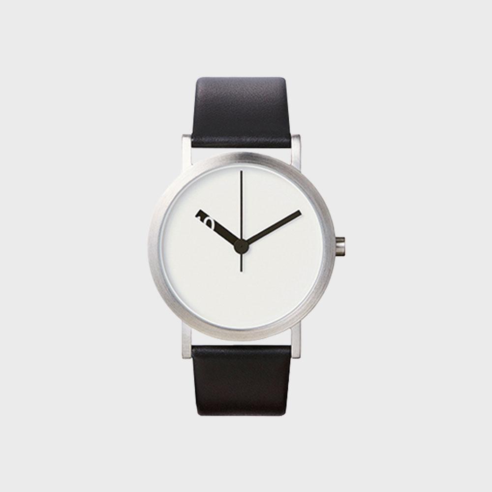 【マラソン期間¥100-2000クーポン】Ross McBride/腕時計 ウォッチ|normal TIMEPIECES Extra Normal WatchExtra Normal White dial (小)