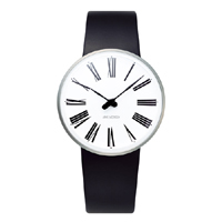 【100円クーポン】アルネ ヤコブセン 腕時計 ROMAN ローマン 53301-1601 ROW34