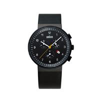 【マラソン期間¥100-2000クーポン】braun/ブラウン/腕時計/bnh0035 ブラック [腕時計はbraun ブラウンbnh0035]