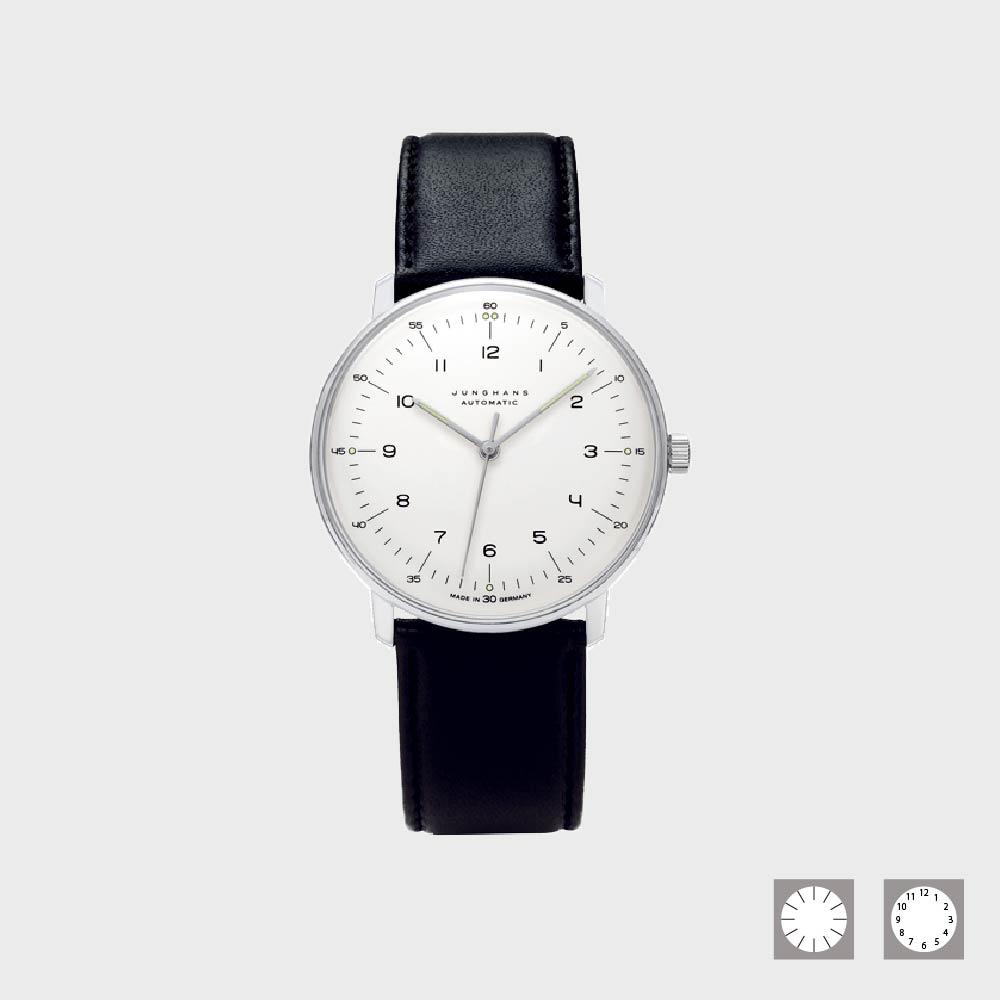 新発売 ユンハンス マックスビル マックスビル(junghans max bill)腕時計(自動巻き)[おしゃれ腕時計はユンハンス max マックスビル max ユンハンス bill], 塚本無線:defca6f5 --- experiencesar.com.ar