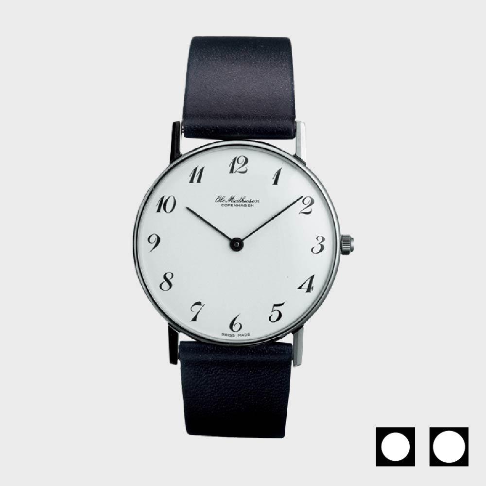 オーレ・マティーセン/腕時計/ARABIA-WHITE-DIAL