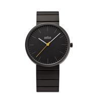 【5%OFFクーポン対象】braun ブラウン/腕時計/BN0171BKBKG ブラック [腕時計はbraun ブラウンBN0171GYGYG]