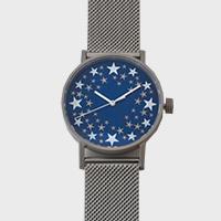 sapporo star watch 札幌駅 星の大時計 30mm メッシュ