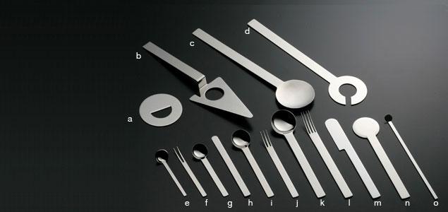 Takenobu Igarashi  / TI-1 cutlery / straight dinner knife