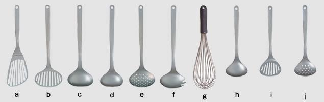 Sori Yanagi / Kitchen utensil / Wire whisk