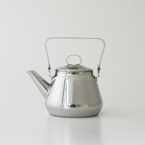 Northern Finland /OPA /Mari stainless steel Kettle / Kettle 0.5 L fashionable gadgets kitchen or dining room Kamome