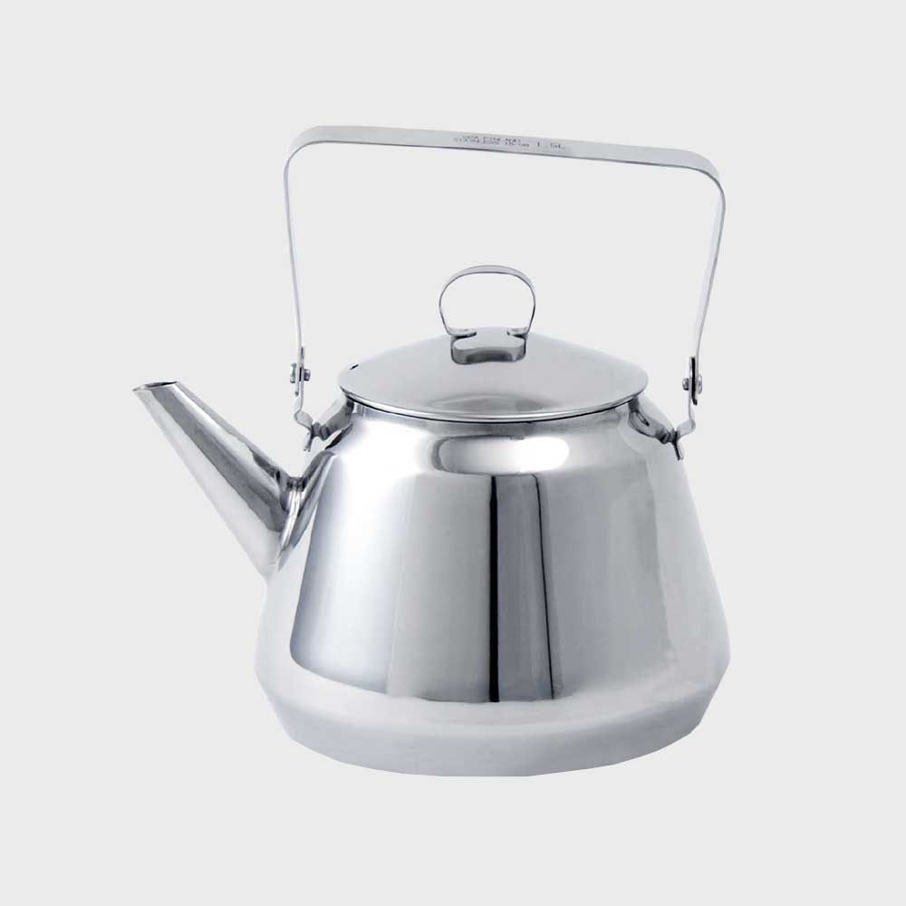 Northern Finland /OPA /Mari stainless steel kettle / tea Kettle 1.5 L kitchen or dining room Kamome fashionable