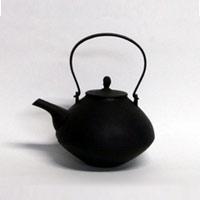【¥100クーポン】南部鉄瓶/釜定/小紋様