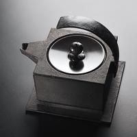【¥100クーポン】鉄瓶 / 黒川雅之 IRONY/ケトル KETTLE IR-S [ 鉄瓶 / 鐵壺は黒川雅之]