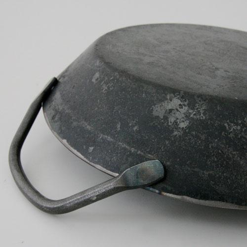 Turk Turk / classic iron skillet / Grill Pan Φ 26 cm/IH response [iron skillet] * #