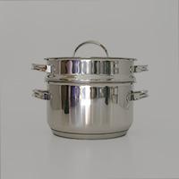 opaオパ社/Mari スチーマー付きキャセロール 1.5L/フィンランド生産 [北欧/蒸し器付き鍋 スチーマー付きキャセロール IH対応]