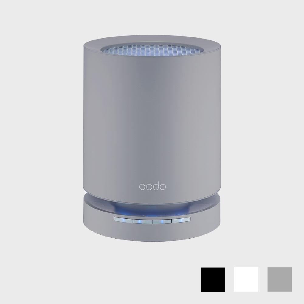 【100-2000円offクーポン】cado / 空気清浄機 LEAF120 [AP-C120] / BK・WH