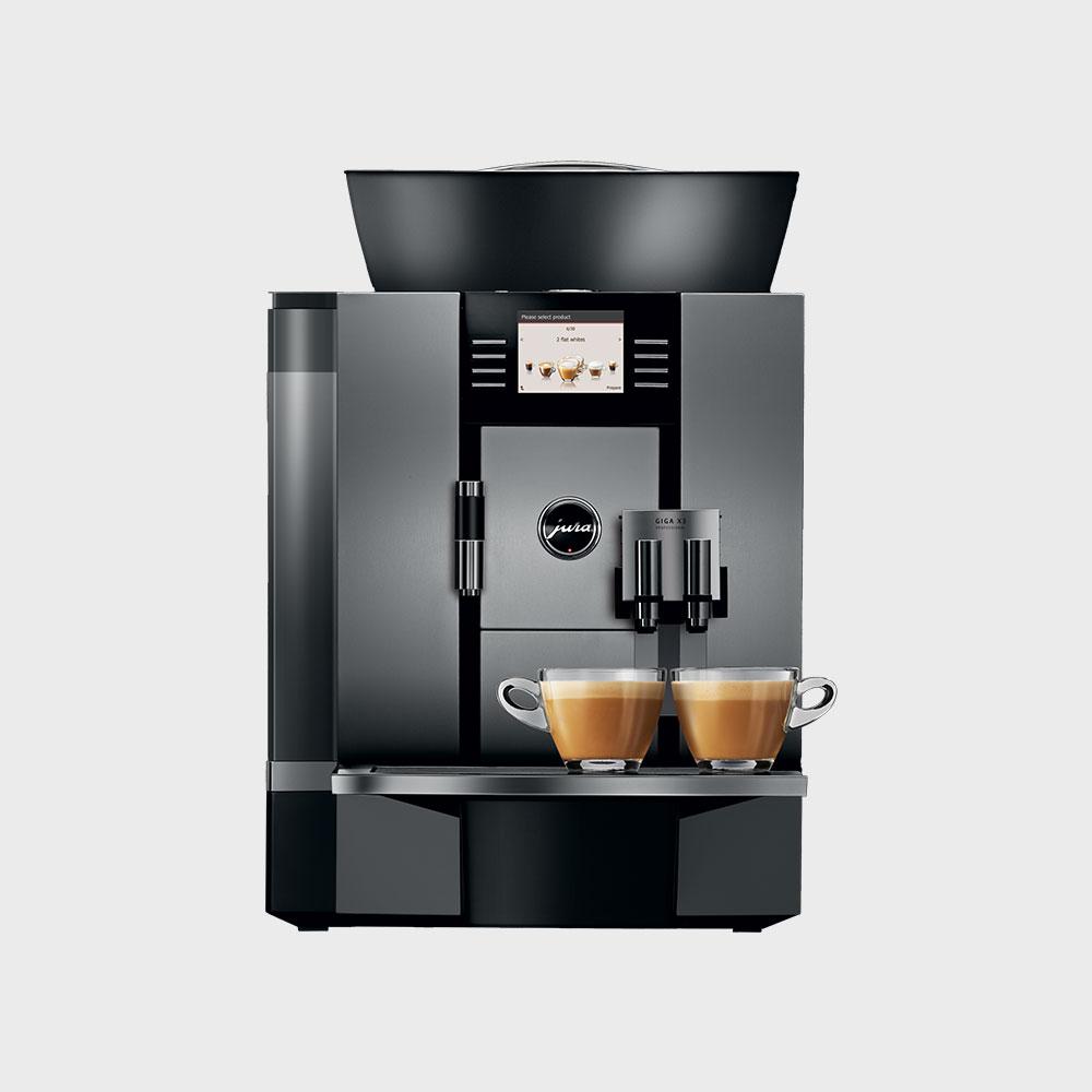 JURA 全自動コーヒーマシン GIGA X3 Professional