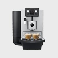 JURA 全自動コーヒーマシン X8