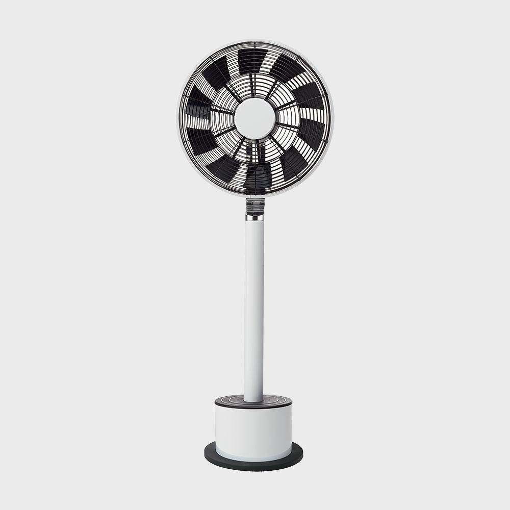 MAINTS マインツ PIROUETTE DCモーター 扇風機 ホワイト MA-001-A