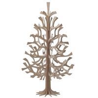 北欧 lovi クリスマスツリー 120cm/三角L/ナチュラルウッド[ lovi クリスマスツリー 北欧 ロヴィ]