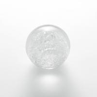 SECCA 雪花ガラス/成長するガラス/Large globe