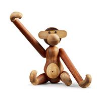 KAY BOJESEN DENMARK カイ・ボイスン デンマーク /木製 オブジェ 玩具/モンキーM [ モンキー 小鳥などカイボイスンの木製オブジェ ]