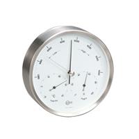 【100円クーポン】BARIGO/温湿気圧計(壁掛用) BG332 φ130