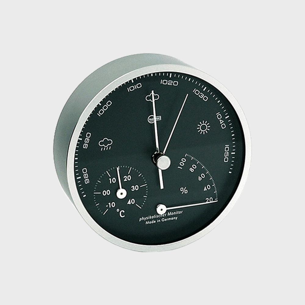 【100-3000円offクーポン】BARIGO バリゴ / 温湿気圧計 ( 壁掛け・卓上両用 ) BG101-5