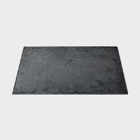 【マラソン期間¥100-2000クーポン】mortar FLOORWALL Square Sumi Black 890×590