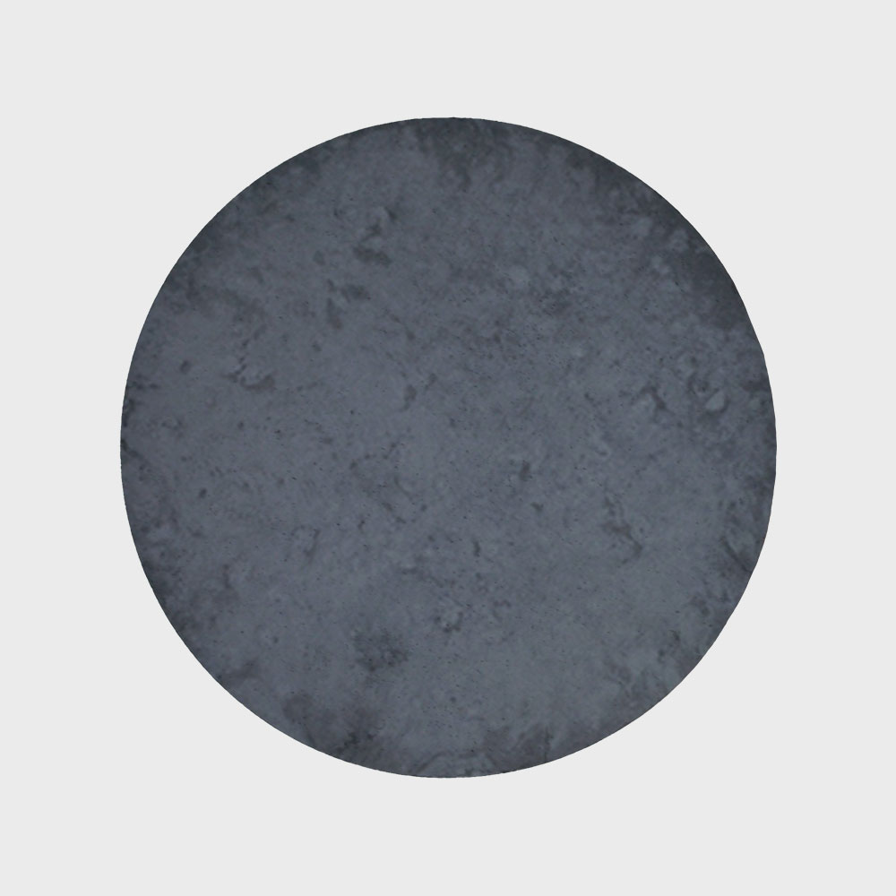 mortar FLOORWALL Circle Sumi Black φ740