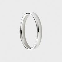 【100円offクーポン】トラフ建築設計事務所 gold wedding ring k18 Oval 2.5mm [ 結婚指輪 マリッジリング ペアリング ]