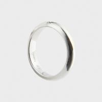 【100円offクーポン】トラフ建築設計事務所 gold wedding ring k18 Half round 4mm [ 結婚指輪 マリッジリング ペアリング ]