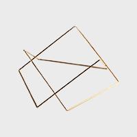 【4/11 20:00- 70h限定早割10%OFFクーポン】Triadic ブレスレット gold plated steel