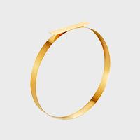 【マラソン期間¥100-2000クーポン】Marc Monzo ブレスレット blank bracelet