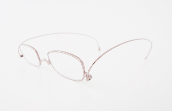 f420eb3c8d24 paperglass convex glasses square basic red. paperglass 老眼鏡 スクエア ベーシックピンク
