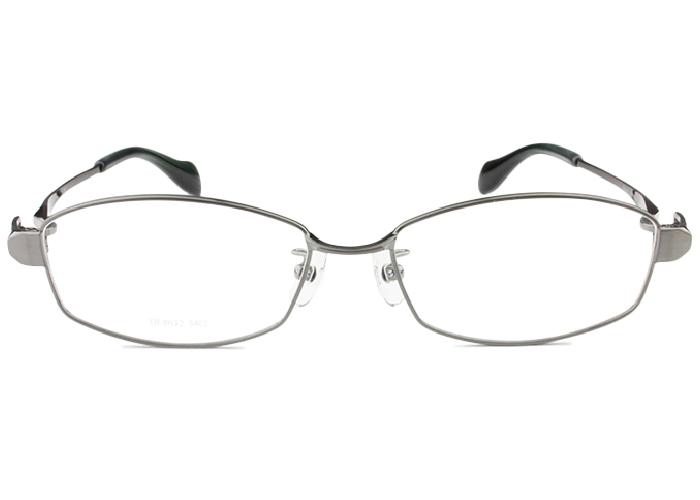 アミパリ AMIPARIS tr-8632 c.15 ガンメタル メガネ 眼鏡 伊達 鼻パッド 新品 送料無料 ap1