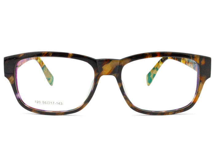 ■アイカフェ EYE CAFE■120 c.2 ブラウンデミ■メガネ めがね 眼鏡■伊達 度付き 新品 送料無料