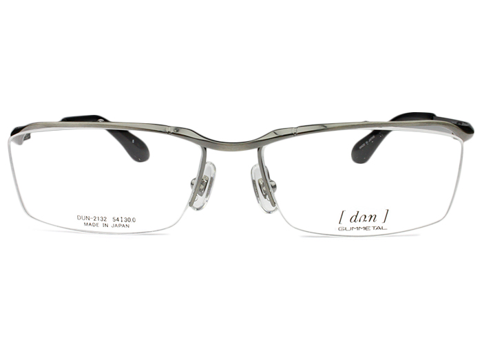 ドゥアン dun dun-2132 gr-5 グレー メガネ 眼鏡 めがね 新品 送料無料 dun4