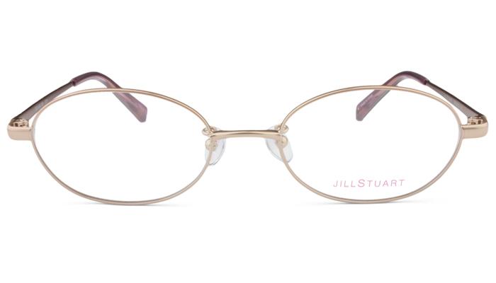 ジルスチュアート JILL STUART 05-0212 c.1 ベージュ メガネ 眼鏡 新品 送料無料 js1