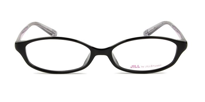 ジルバイジルスチュアート 02-0003 c.4 ブラック メガネ 眼鏡 JILL by JILLSTUART 新品 送料無料 jb001