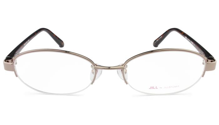ジルバイジルスチュアート 02-0035 c.2 ブラウン メガネ 眼鏡 JILL by JILLSTUART 新品 送料無料 jb2
