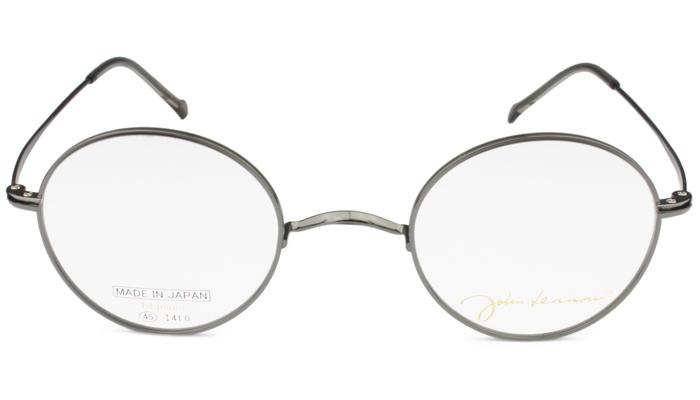 ジョンレノン John Lennon JL-1073 c.2 ダークグレー 丸メガネ 一山 クラシック 新品 送料無料 jl2