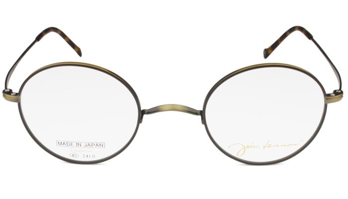 【売り切り御免!】 ジョンレノン John Lennon JL-1073 John Lennon c.3 アンティークゴールド 新品 丸メガネ 一山 クラシック 新品 送料無料 jl2, 幸運堂 天然石パワーストーン:5780c4cb --- enduro.pl