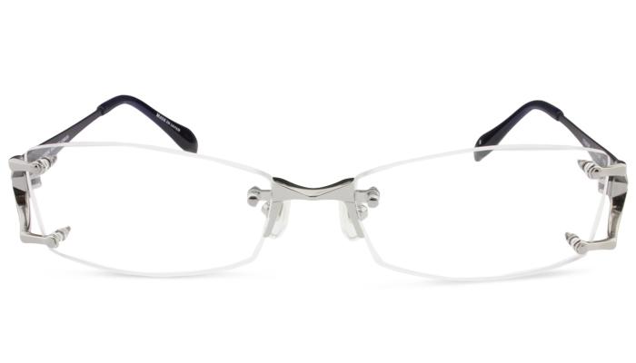 キャサリン・ハムネット KATHARINE HAMNET KH9168 c.2 ライトグレー/シャーリングブルー メガネ 眼鏡 ツーポイント 送料無料 kh3