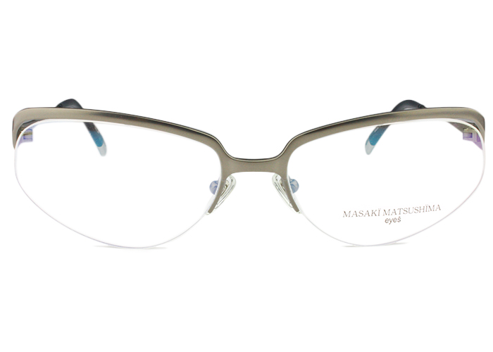 マサキマツシマ Masaki Matsushima mf-1017 c.8a マットグレー メガネ めがね 眼鏡 新品 メンズ レディース 送料無料 mf10