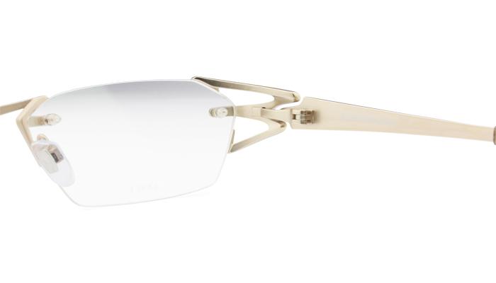マサキマツシマ Masaki Matsushima mf-1226 c.1 シャンパン 眼鏡 メガネ 老眼鏡 遠近両用 新品  mf7