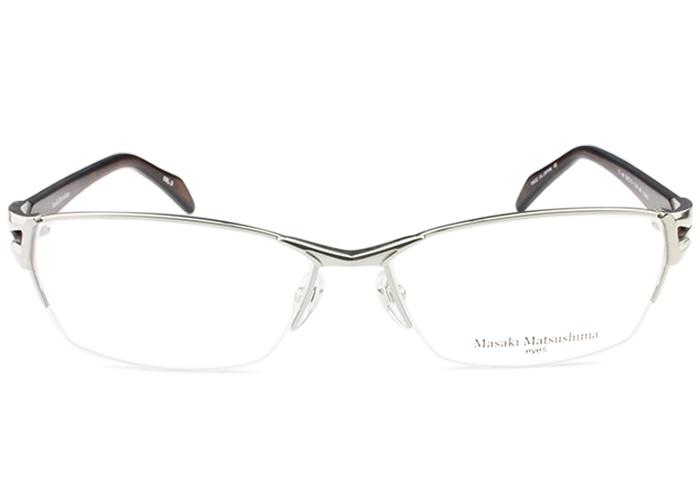 マサキマツシマ Masaki Matsushima mf-1240 c.3 グレー/ブラック・レッドパール メガネ めがね 眼鏡 新品 送料無料 mf6