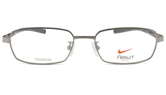 ナイキ NIKE nike4810af 061 グレー メガネ 眼鏡 伊達 鼻パッド 超軽量 新品 送料無料 nk028