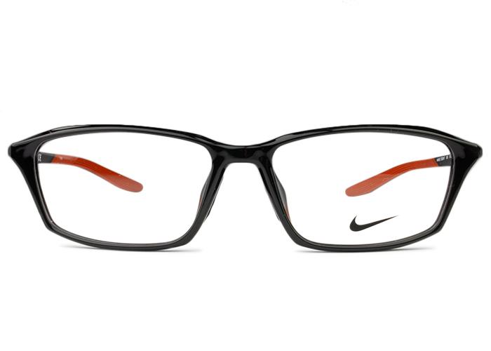 ナイキ NIKE nike メガネ 眼鏡7262af 006 ブラックALTERNATIVE FIT オルタナティブフィット スポーツ 運動フィット 軽い ずれにくい メンズ レディース 新品 送料無料 nk1