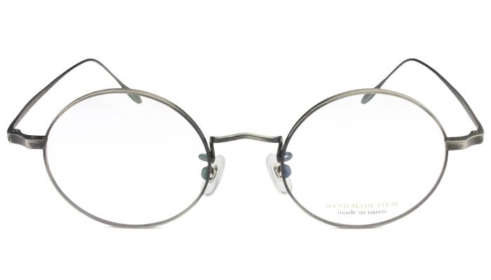 ノヴァ NOVA h-3026 c.7 アンティークシルバー 老眼鏡 遠近両用 伊達 メガネ 眼鏡 新品 送料無料 nova2